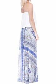 Analili Paisley Flowy Pant - Side cropped