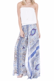 Analili Paisley Flowy Pant - Product Mini Image