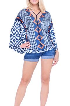 Shoptiques Product: Tile Print Top