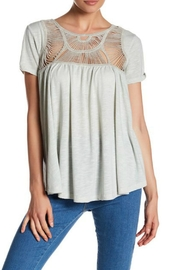 Anama Babydoll Top - Front cropped