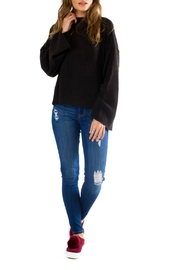 Anama Cozy Bell Sleeve Pullover - Product Mini Image