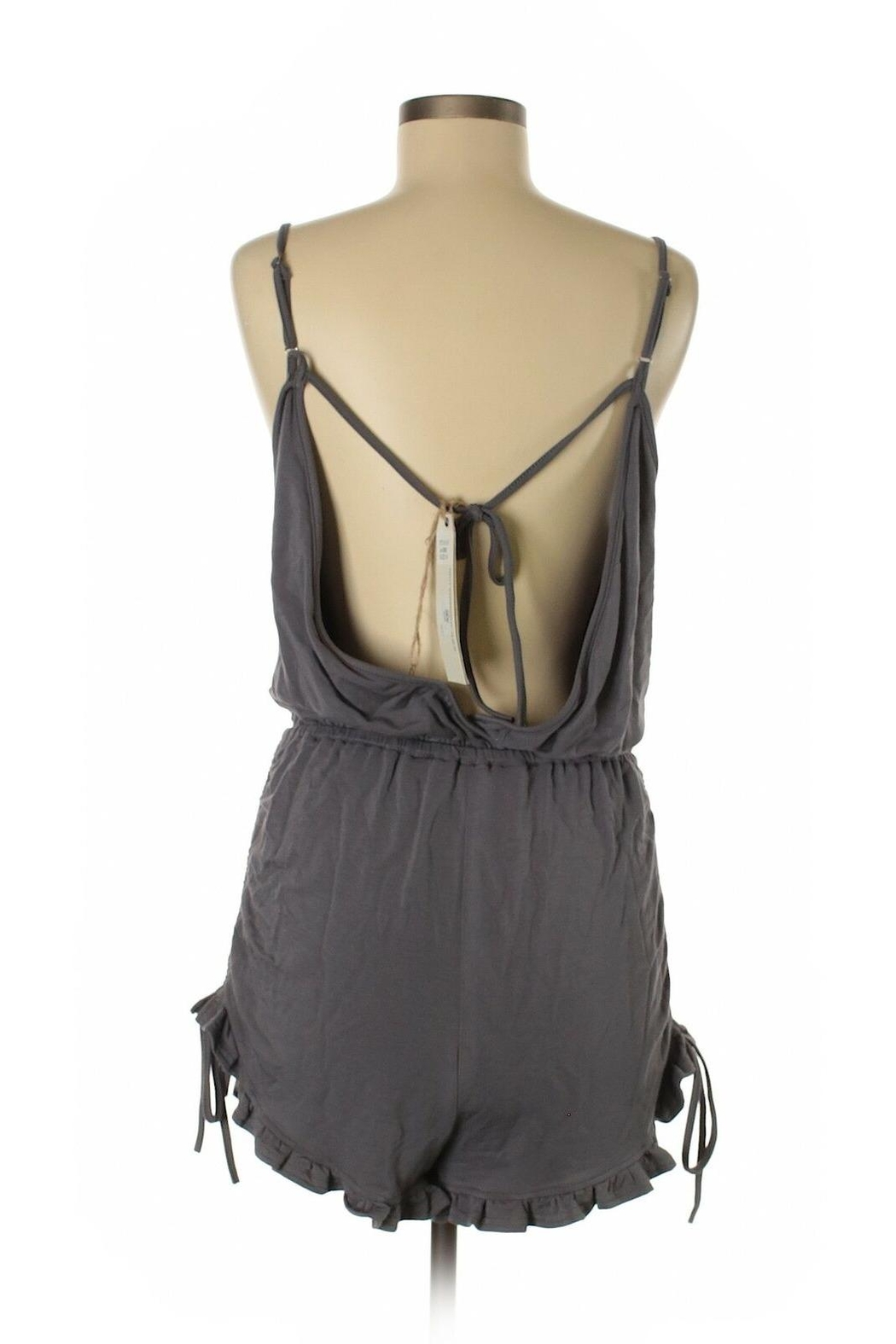 Anama Side Sinch Romper - Front Full Image