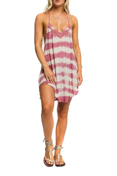 Anama Tie Dye Racerback Dress - Product List Image