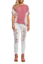 Anama Tie Dye Top - Product Mini Image