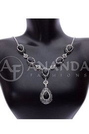 Ananda 925silver Onyx Necklace - Product Mini Image