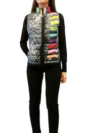 ANANKE Colorful Puffer Vest - Product Mini Image
