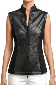 Shoptiques Product: Felicity Leather Vest