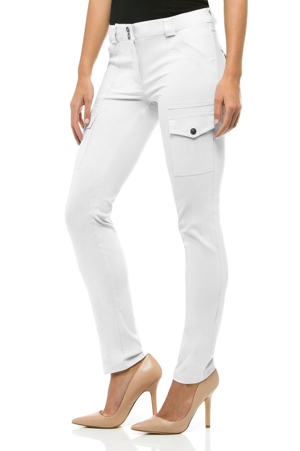 Anatomie Kate Cargo Pants from Florida by Gyrotonic Satnam — Shoptiques