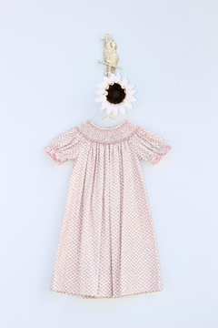 ANAVINI Floral Bishop Dress - Product List Image