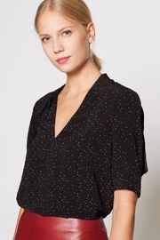 Joie Ance Printed Blouse - Product Mini Image