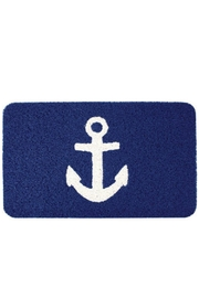 Kikkerland Design Anchor Door Mat - Product Mini Image