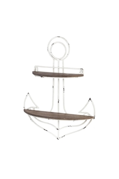 Evergreen Enterprises Anchor Metal Shelf - Alternate List Image