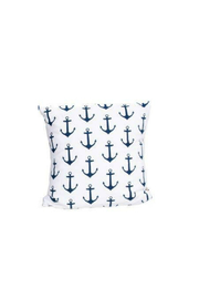DEI Anchor Print Pillow - Front cropped