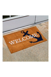 DEI ANCHOR WELCOME MAT - Front full body
