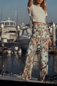 SAGE THE LABEL Anchors Away Pant - Product List Image