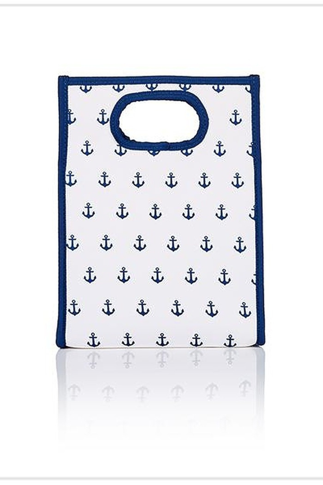 Toss Designs ANCHORS AWEIGHT LUNCH BAG - Main Image