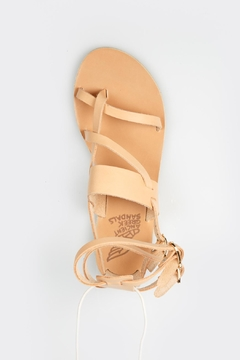 Ancient Greek Sandals Alethea Mid Gladiator - Alternate List Image