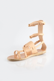 Ancient Greek Sandals Alethea Mid Gladiator - Front cropped