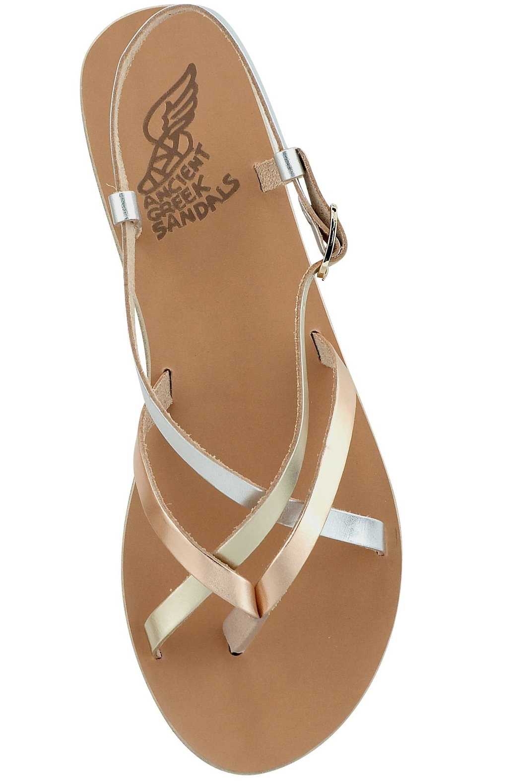Ancient Greek Sandals Semele - Main Image