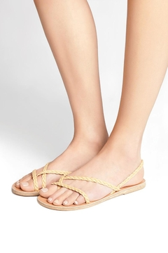Ancient Greek Sandals Yianna - Product List Image