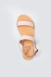 Ancient Greek Sandals Pink Slip Sandal - Back cropped