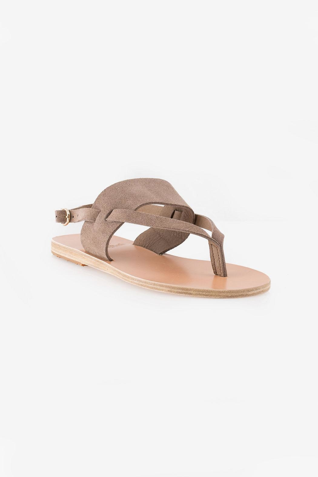 Ancient Greek Sandals Zoe Ags Sandal - Side Cropped Image