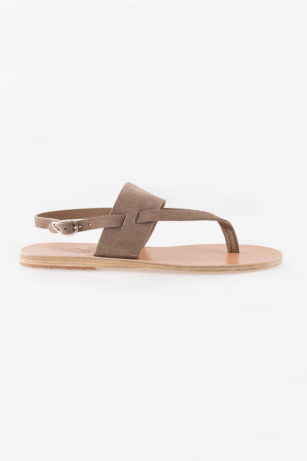 Ancient Greek Sandals Zoe Ags Sandal - Front Full Image