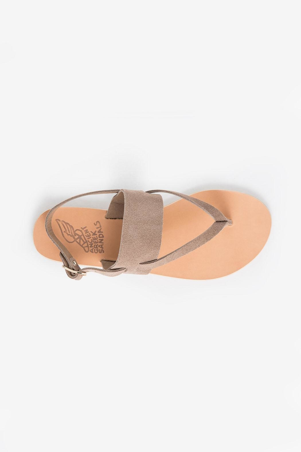 Ancient Greek Sandals Zoe Ags Sandal - Back Cropped Image
