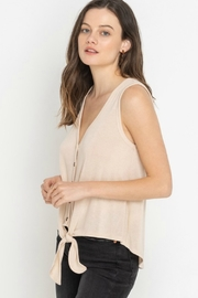 All In Favor ANDE TIE TANK - Front full body
