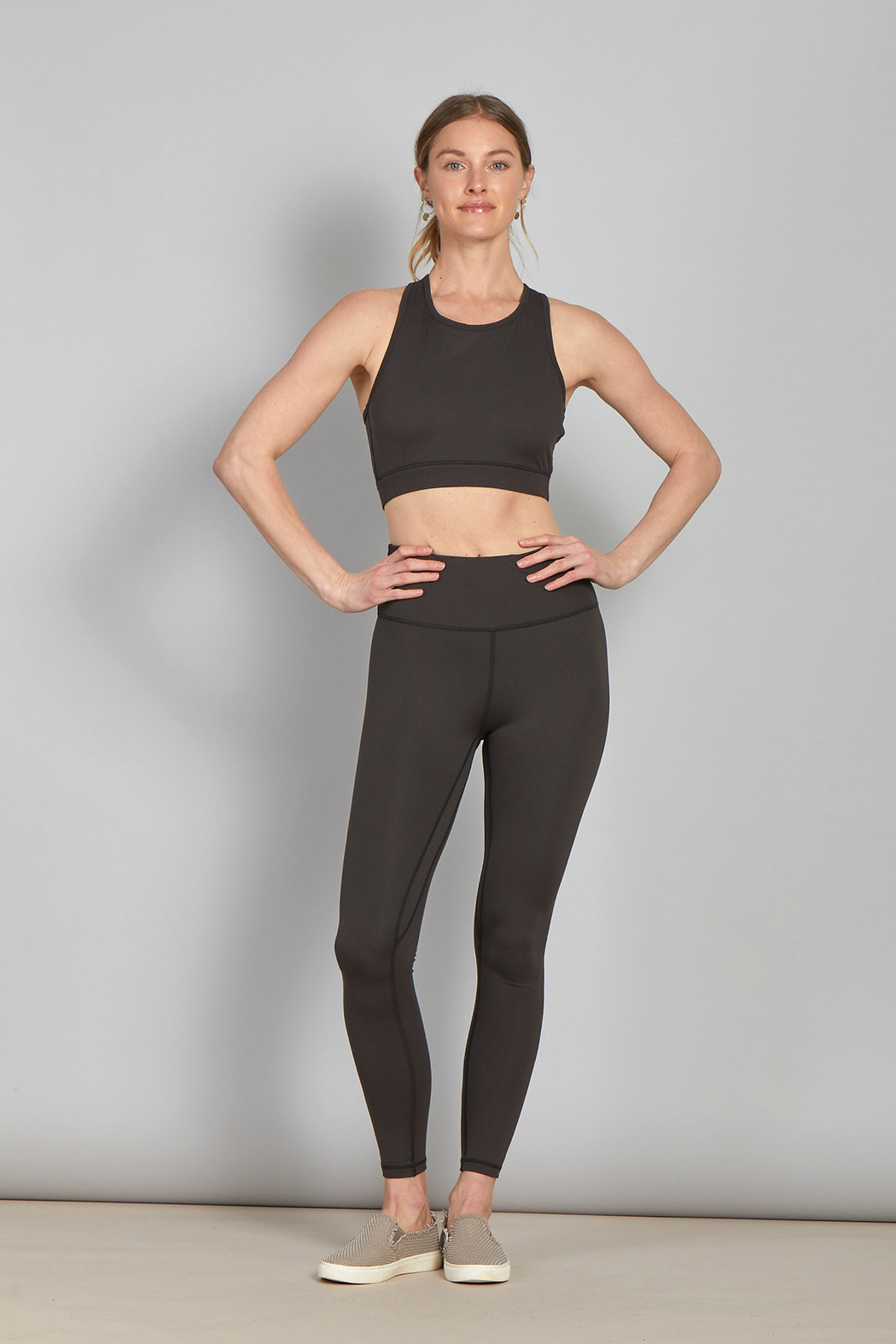 another love  Andia Legging - Back Cropped Image