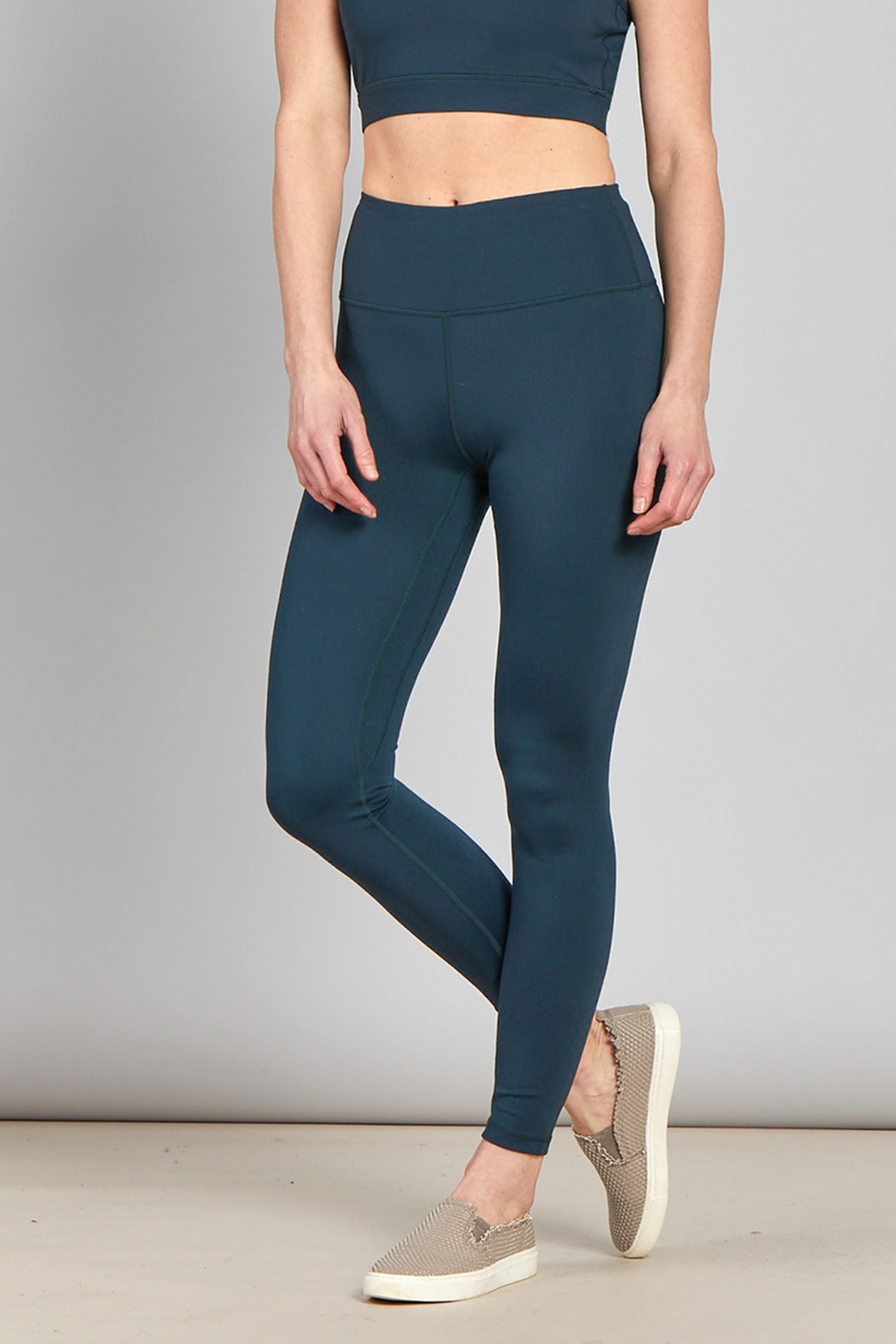 another love  Andia Legging - Front Cropped Image