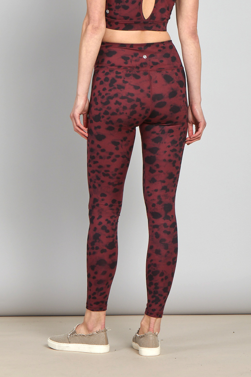 another love  Andia Legging - Front Full Image