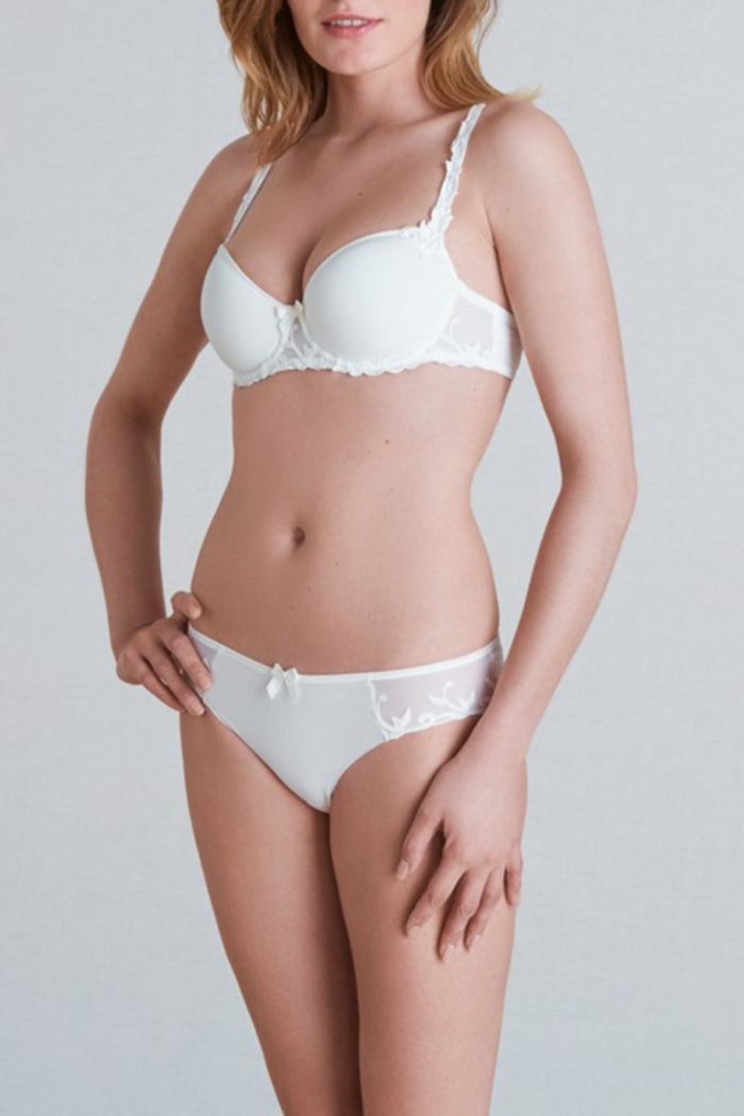 e754f78af77f Simone Perele Andora Cotton Brief from New York by Luna — Shoptiques