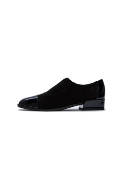 Andre Assous Joanie Black Loafers - Alternate List Image