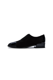 Andre Assous Joanie Black Loafers - Product Mini Image