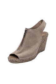 Andre Assous Zip Front Espadrille - Front cropped