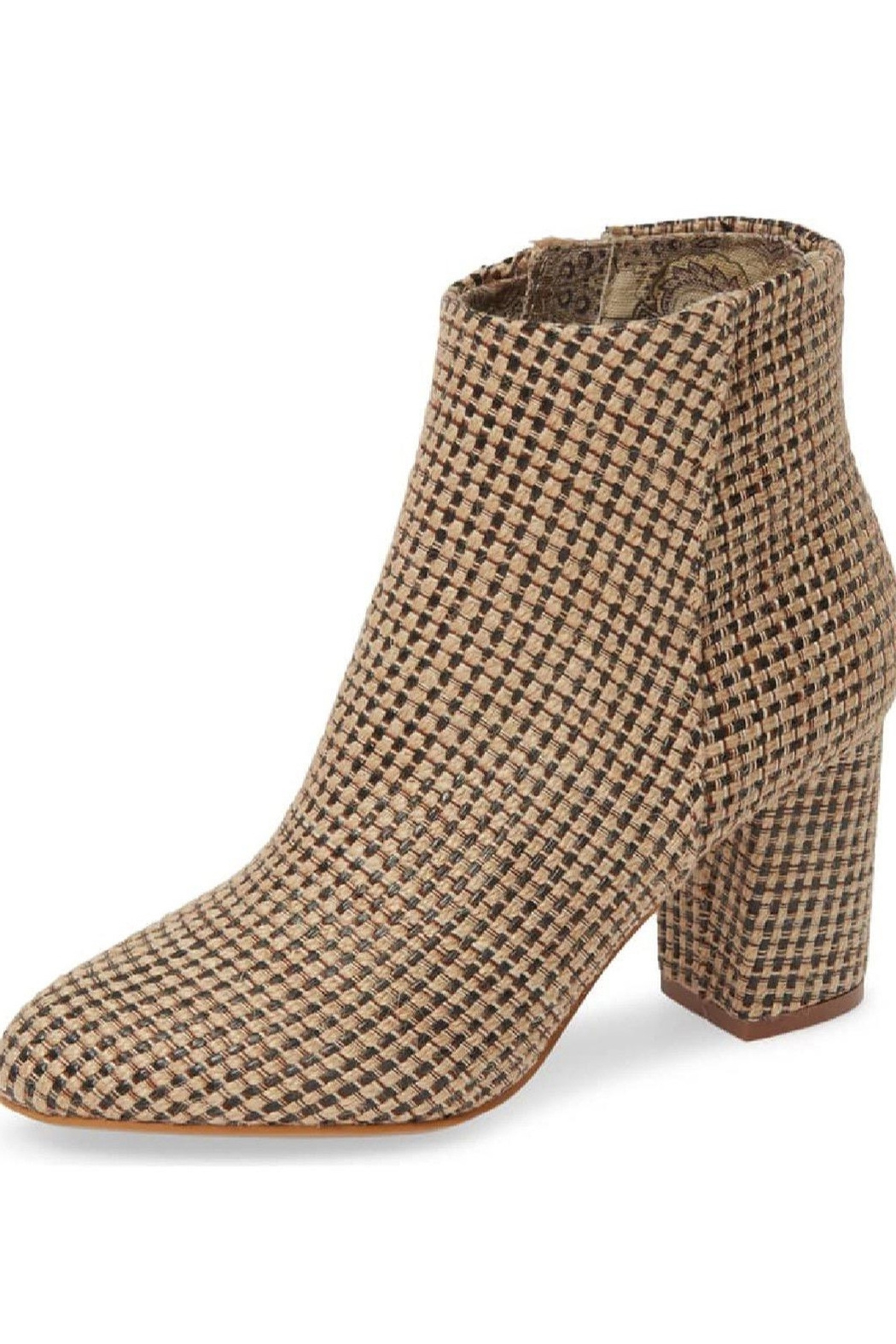 Band Of Gypsies Andrea Ankle Bootie - Front Full Image