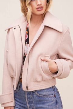 ASTR the Label Andrea Moto Jacket - Product List Image