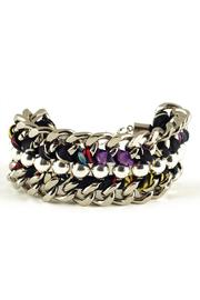 Andrea Bocchio Chunky Chain Bracelet - Front cropped