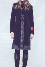 Andrea Martiny Black Coat - Product Mini Image