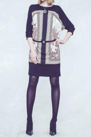 Andrea Martiny Blouson Dress - Product Mini Image