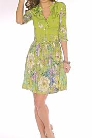 Andrea Martiny Fit & Flare Dress - Product Mini Image