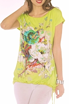 Andrea Martiny Floral Tunic - Alternate List Image