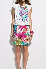 Andrea Martiny Popover Dress - Front cropped