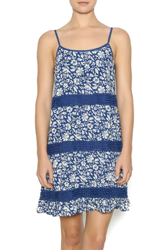Andree Mini Floral Printed Dress - Product List Image