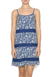 Andree Mini Floral Printed Dress - Product Mini Image