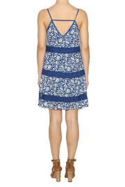 Andree Mini Floral Printed Dress - Side cropped