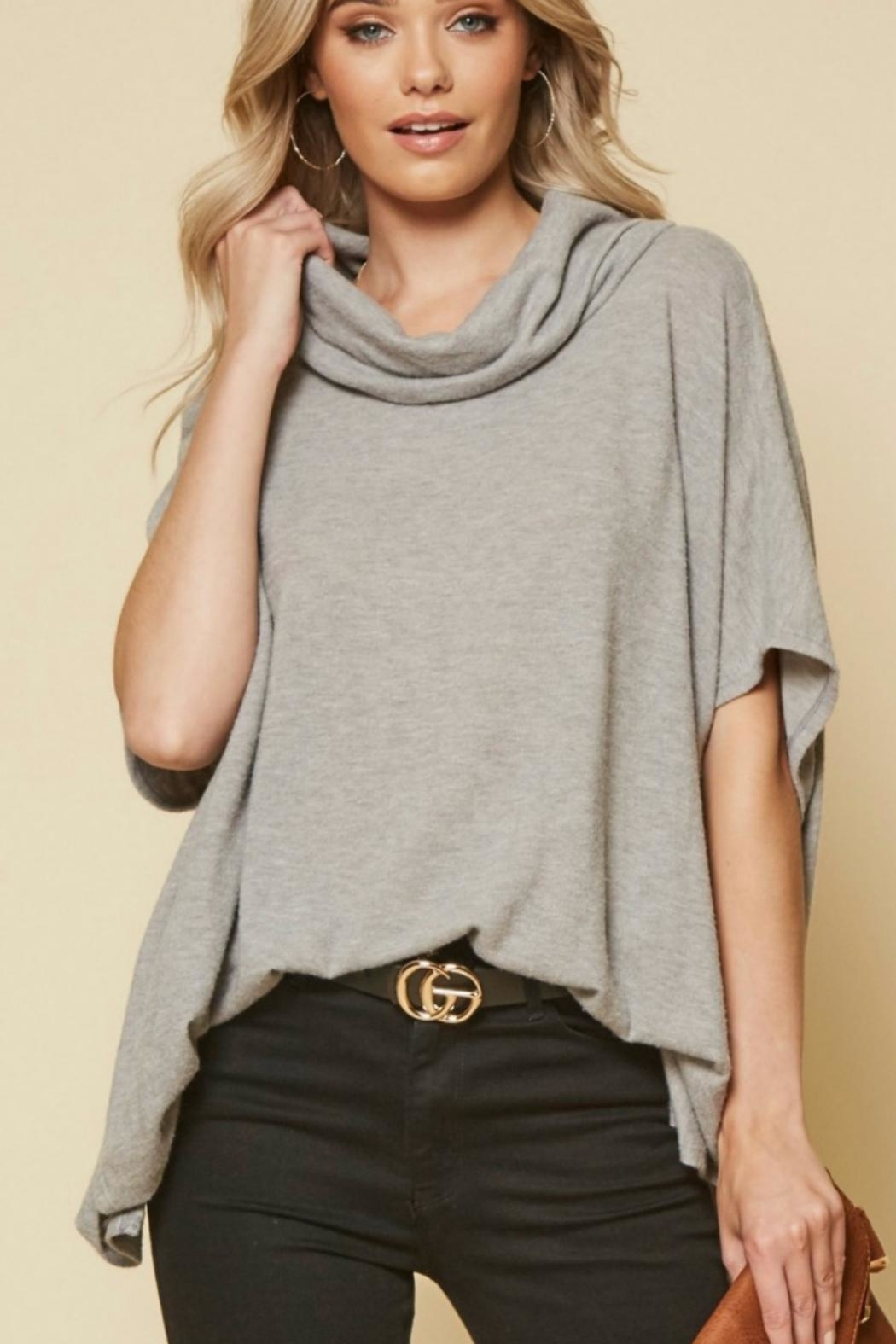 Andree by Unit Cowl Neck Lauren-Tunic - Main Image