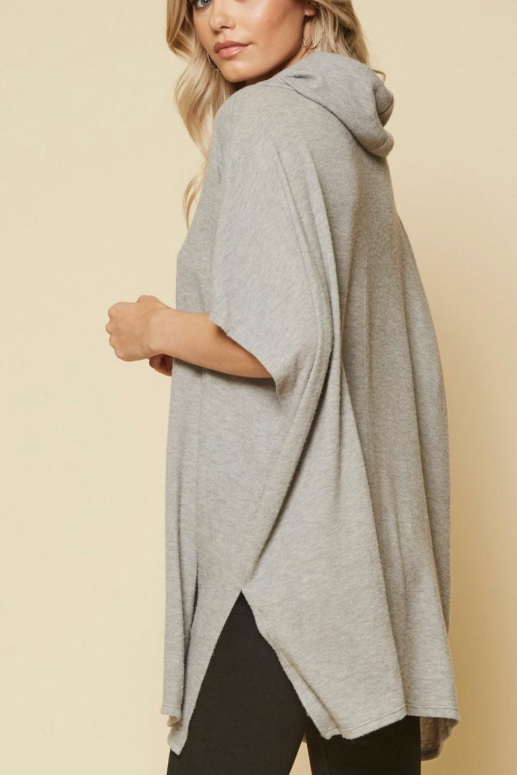 Andree by Unit Cowl Neck Lauren-Tunic - Front Full Image