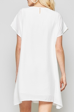 Andree by Unit Embroidered Capsleeve  Dress - Alternate List Image